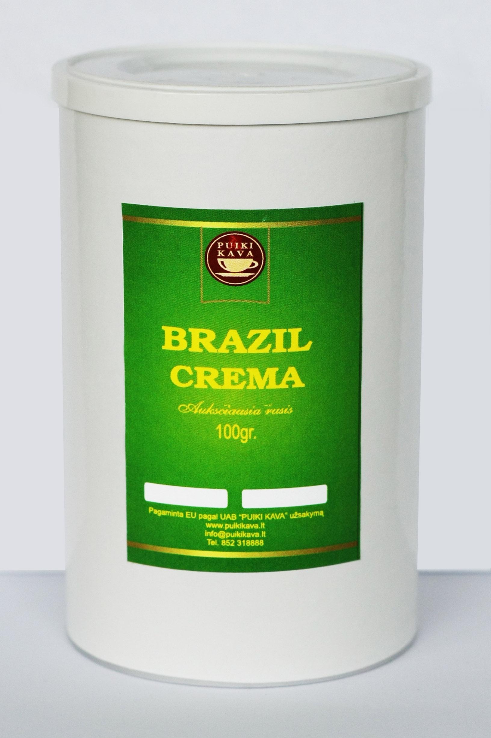 Malta kava BRAZIL CREMA100gr.