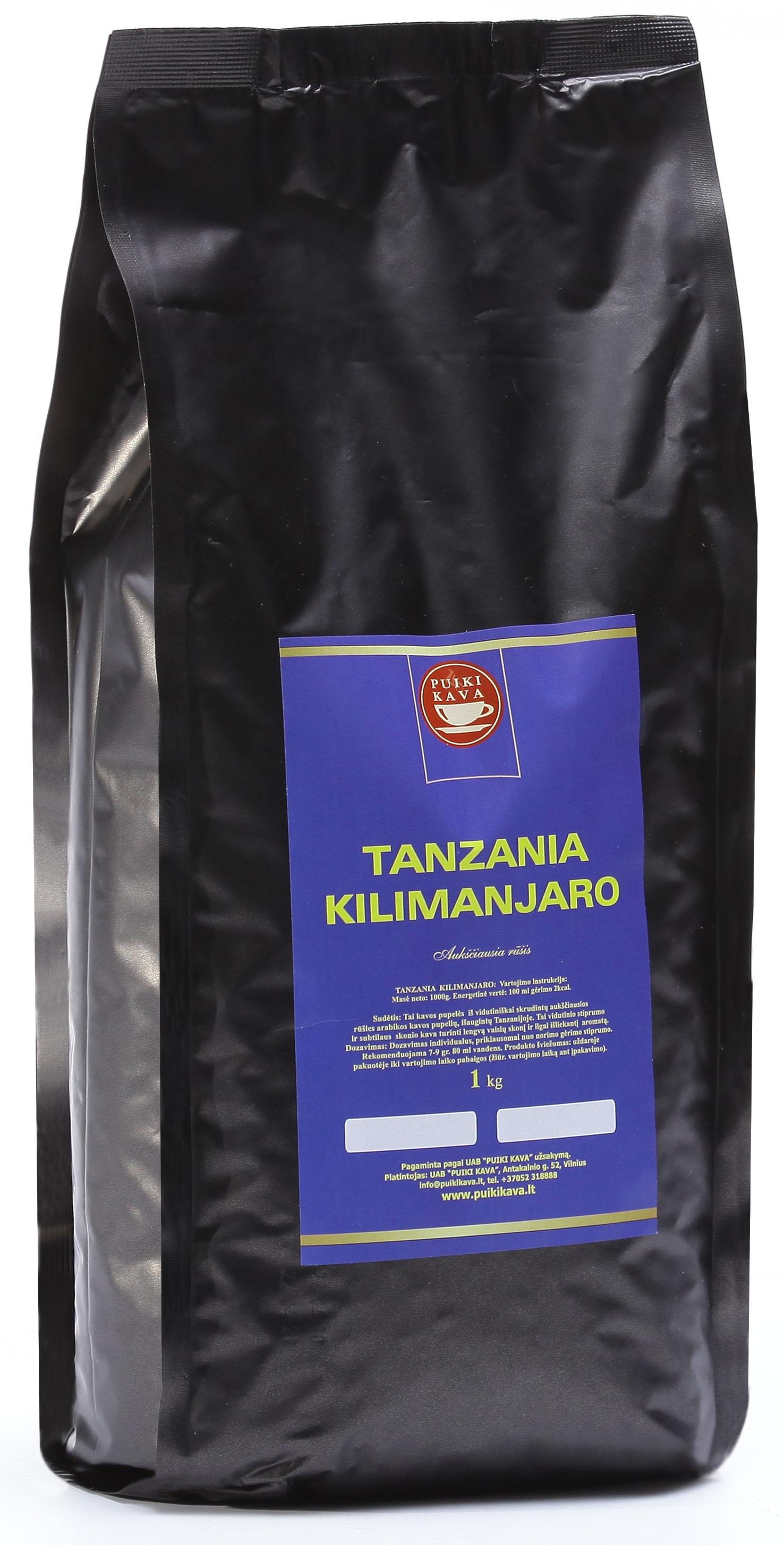TANZANIA KILIMANJARO (1kg)
